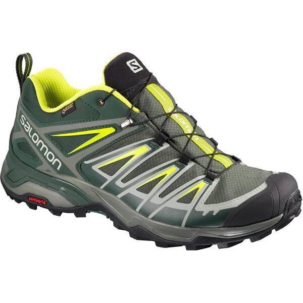 SALOMON Herren Wanderschuhe / Trekkingschuhe X ULTRA 3 GTX   Schuhe > Outdoorschuhe > Wanderschuhe   Gray   SALOMON