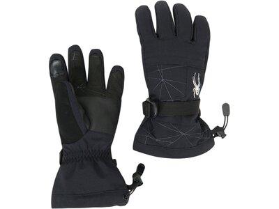 """SPYDER Jungen Skihandschuhe """"Overweb Ski Glove"""" Schwarz"""