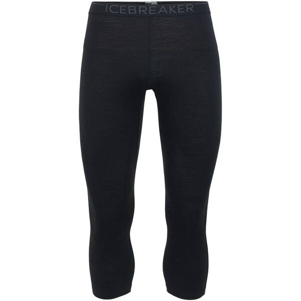 ICEBREAKER Herren Funktionsunterhose 200 Oasis Legless | Sportbekleidung > Funktionswäsche > Thermoleggings | Black | Icebreaker