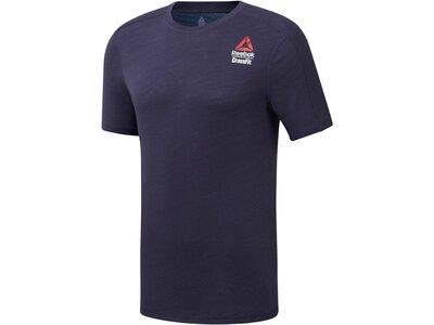 """REEBOK Herren Trainingsshirt """"RC Games Activchill"""" Blau"""