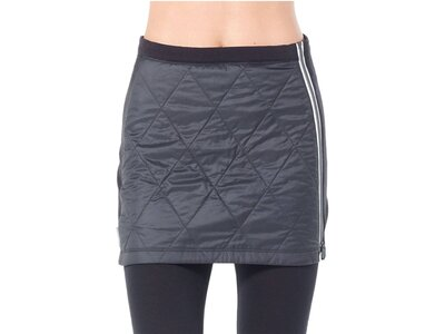 "ICEBREAKER Merino Damen Wanderrock ""Helix Skirt"" Grau"