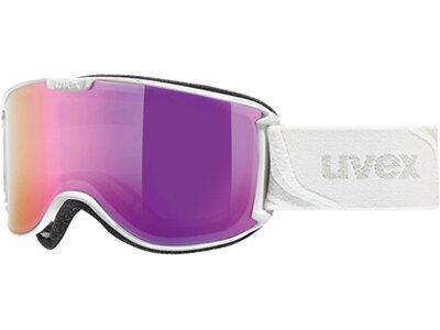 "UVEX Skibrille ""Skyper LTM"" Weiß"