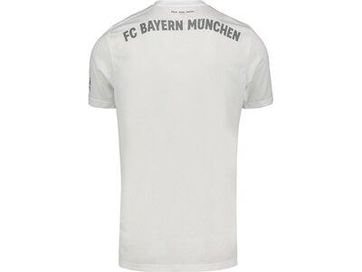 "ADIDAS Herren Fußballtrikot ""FC Bayern Away 19/20"" Weiß"