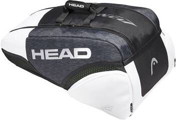 HEAD Tennistasche Djokovic 9R Supercombi