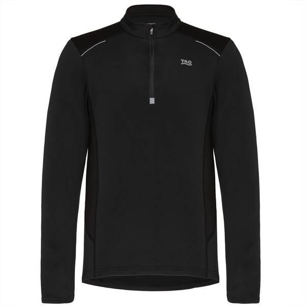 TAO Sweatshirt Longsleeve Zip-Shirt Kepemo