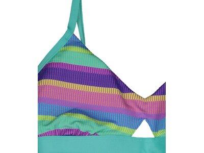 """SEAFOLLY Damen Bikini Oberteil """"Baja Stripe Bralette"""" Lila"""