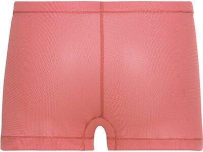 "ODLO Damen Funktionsunterwäsche ""Cubic Set"" Kurzarm zweiteilig Pink"
