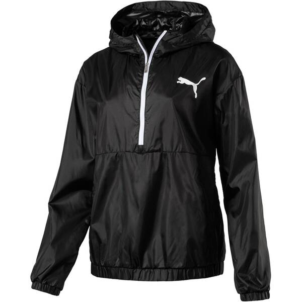 PUMA Damen Trainingsjacke Spark 3/4 zip