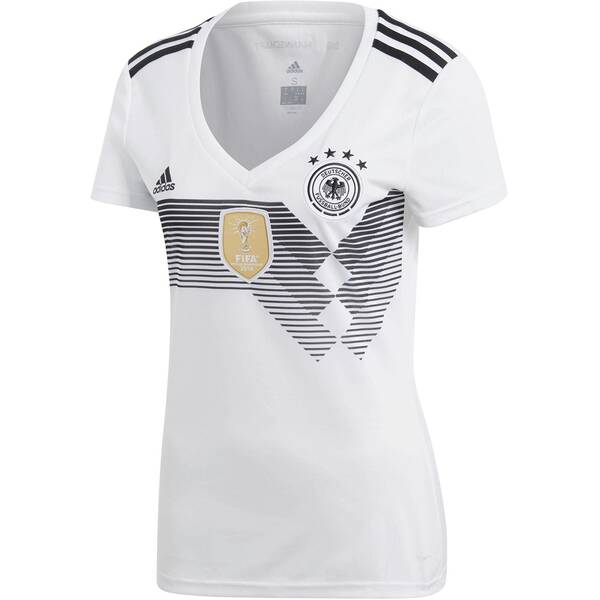 ADIDAS Damen Fußballtrikot DFB Home Trikot WM 2018