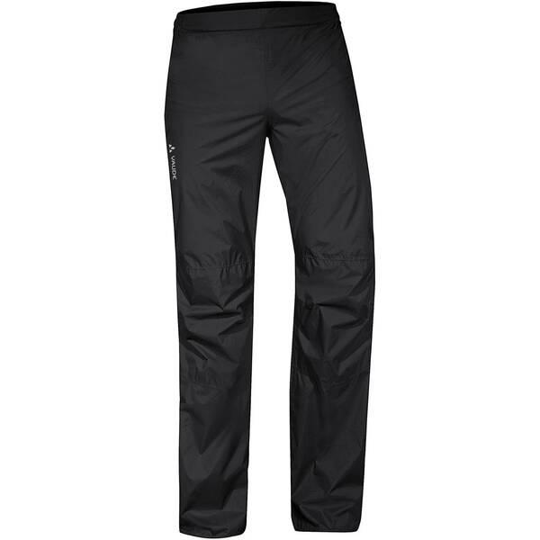 VAUDE Herren Rad-Regenhose Drop Pants II Short Size