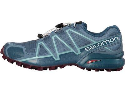 "SALOMON Damen Trailrunning-Schuhe ""Speedcross 4"" Blau"