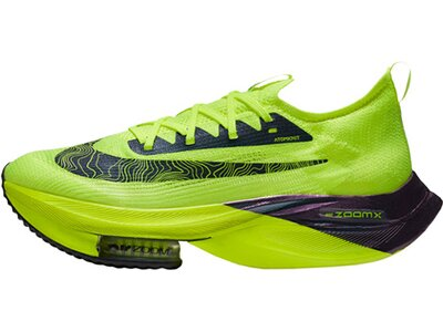 """NIKE Herren Laufschuhe """"Nike Air Zoom Alphafly NEXT% Flyknit """" Grün"""