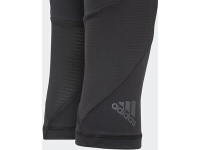 ADIDAS Kinder Alphaskin Sport 3/4-Tight Schwarz