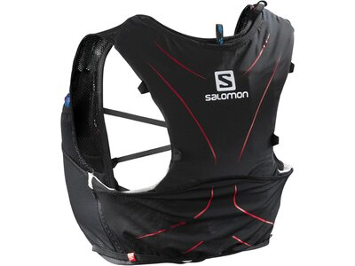 SALOMON Herren Trinkrucksack Advanced Skin 5 Set Schwarz