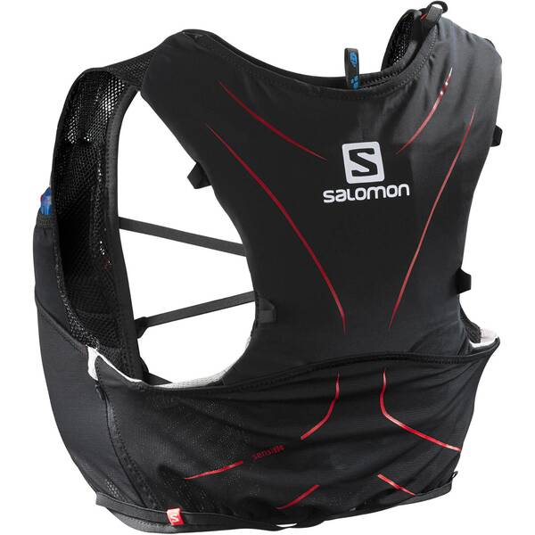SALOMON Herren Trinkrucksack Advanced Skin 5 Set