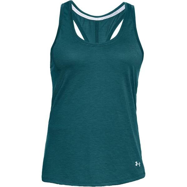 UNDER ARMOUR Damen Lauftop Threadborne Streaker | Sportbekleidung > Sporttops > Lauftops | Under Armour