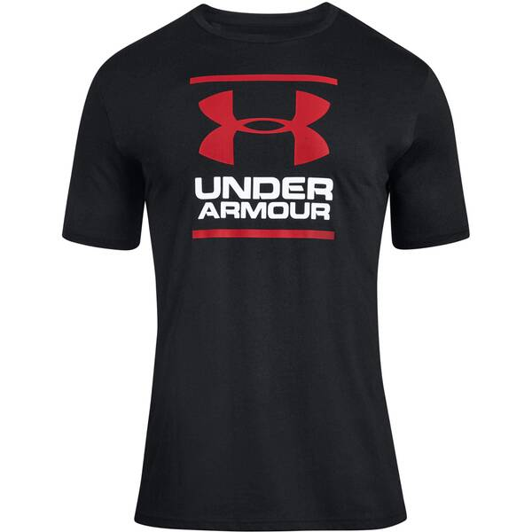 UNDERARMOUR Herren Trainingsshirt Foundation Kurzarm