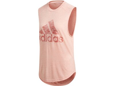 ADIDAS Damen Trainingstop ID Winners Pink