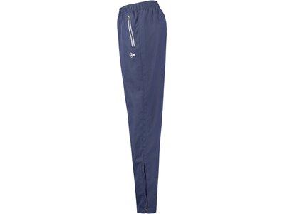 "DUNLOP Herren Tennishose ""Club Tracksuit Pant"" Blau"