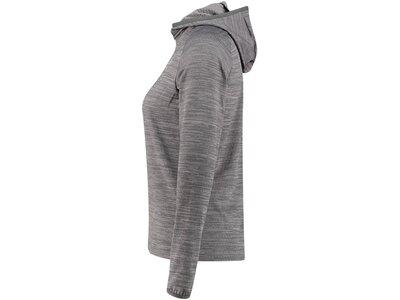 "ODLO Damen Laufshirt ""Millennium Hoodie"" Langarm Grau"