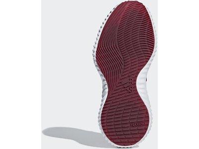 ADIDAS Herren Alphabounce Schuh Rot