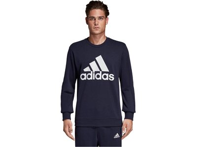 """ADIDAS Herren Sweatshirt """"Must Haves Badge of Sport"""" Schwarz"""