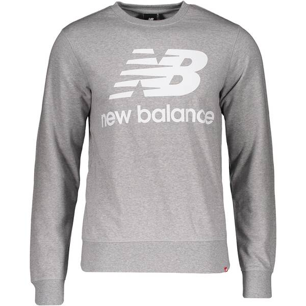 NEWBALANCE Lifestyle - Textilien - Sweatshirts Essentials Stacked Logo Sweatshirt