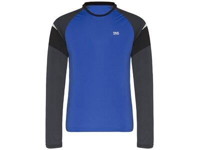 TAO Longshirt Longsleeve BATI Blau