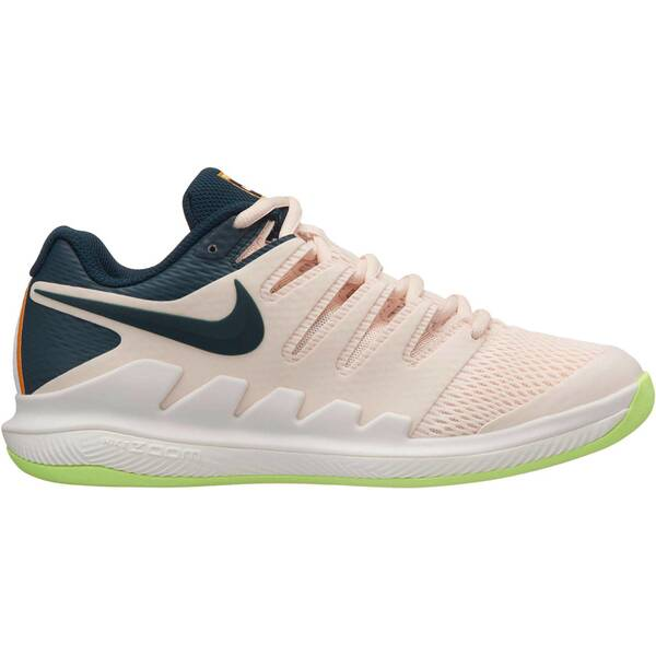 NIKE Damen Tennisschuhe Indoor Air Zoom Vapor 10 Carpet | Schuhe > Sportschuhe > Tennisschuhe | Gummi | Nike