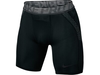NIKE Herren Trainingsshorts / Tights Pro Hypercool Short Schwarz