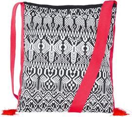 CHIEMSEE Handtasche Black&White Cross Body Bag