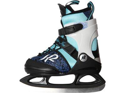 """K2 Kinder Eishockey Schlittschuhe """"Marlee Ice"""" Schwarz"""