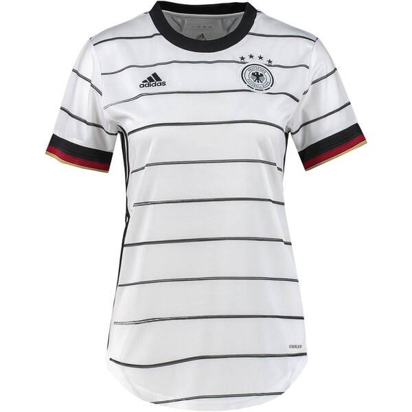 """ADIDAS Damen Fußballtrikot """"Deutschland Heim EM 2021"""" Replica"""