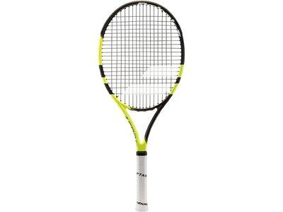 """BABOLAT Kinder Tennisschläger """"Aero Junior 26"""" besaitet Schwarz"""