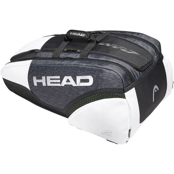 HEAD Tennistasche Djokovic 12R Monstercombi