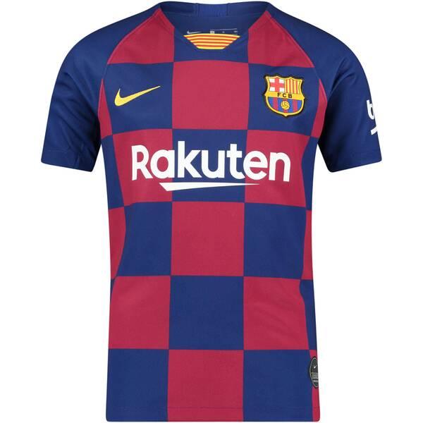 "NIKE Kinder Trikot ""FC Barcelona 2019/20 Stadium Home"" Kurzarm"