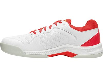 "ASICS Damen Tennisschuhe Indoor ""Gel-Dedicate 6"" Carpet Weiß"