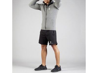 Kurze Sporthose Neotech Sweatshorts Schwarz