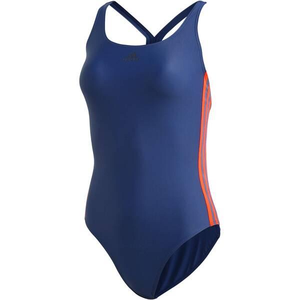 Bademode - ADIDAS Damen Badeanzug › Blau  - Onlineshop Intersport
