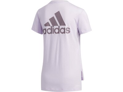 "ADIDAS Damen Trainingsshirt ""Go-To Tee"" Grau"
