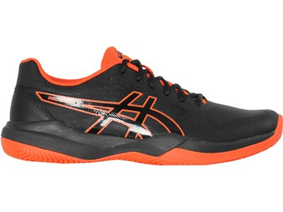 "ASICS Herren Tennisschuhe Sandplatz ""Gel-Game 7 Clay"" Orange"