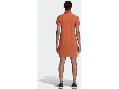 ADIDAS Damen adidas Z.N.E. Long T-Shirt Rot