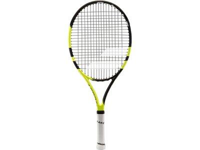 """BABOLAT Kinder Tennisschläger """"Aero Junior 25"""" besaitet Schwarz"""