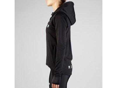 Sport-Sweatjacke ' Comfy Performance Full Zip Hoodie ' Schwarz