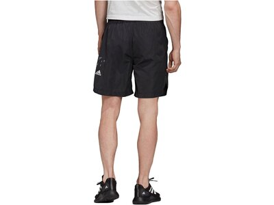 "ADIDAS Herren Shorts ""Tech Shorts"" Schwarz"