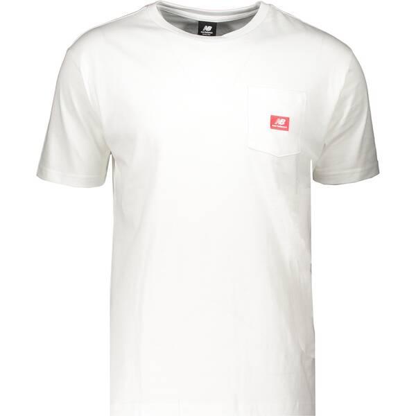 NEWBALANCE Lifestyle - Textilien - T-Shirts Athletics Pocket T-Shirt