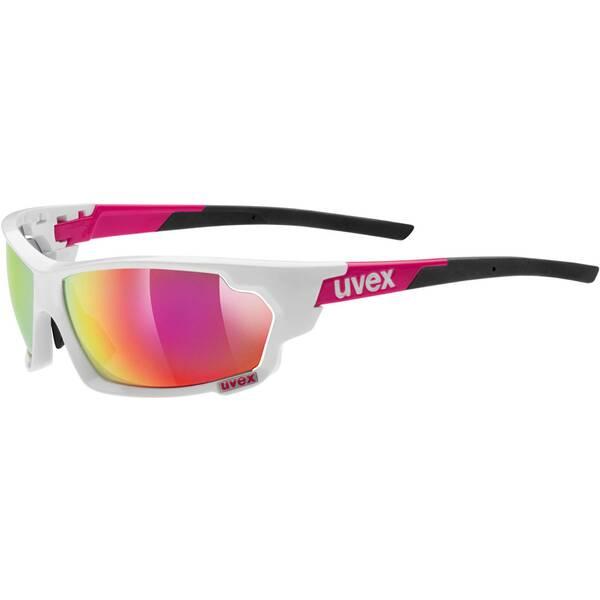 "UVEX Radbrille ""S 703 mirrror"""