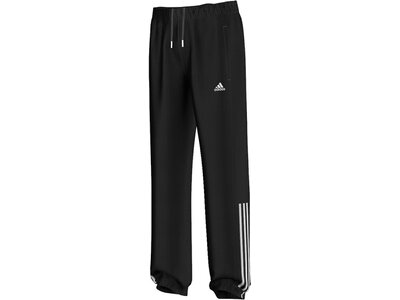 ADIDAS Boys Trainingshose Essentials Mid 3S PES Pant Schwarz