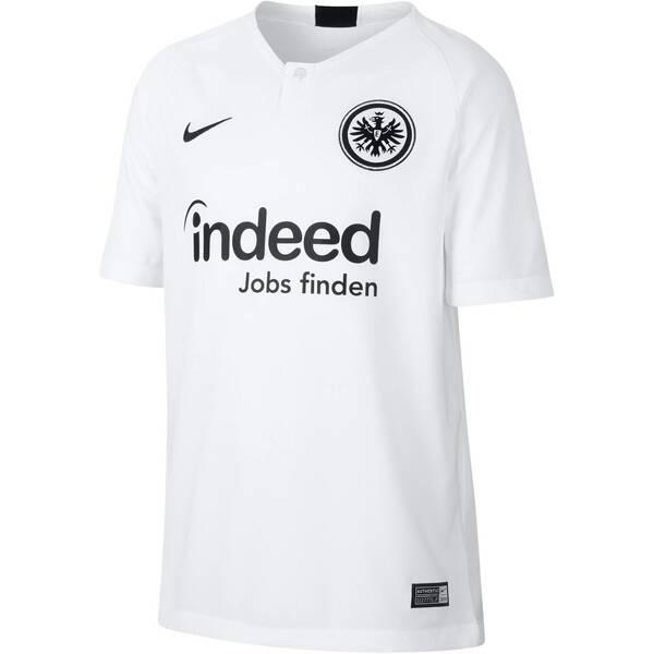 NIKE Kinder Fußballtrikot Eintracht Frankfurt Stadium Away Kurzarm
