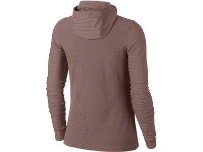 "NIKE Damen Laufshirt "" Bala"" Langarm Grau"